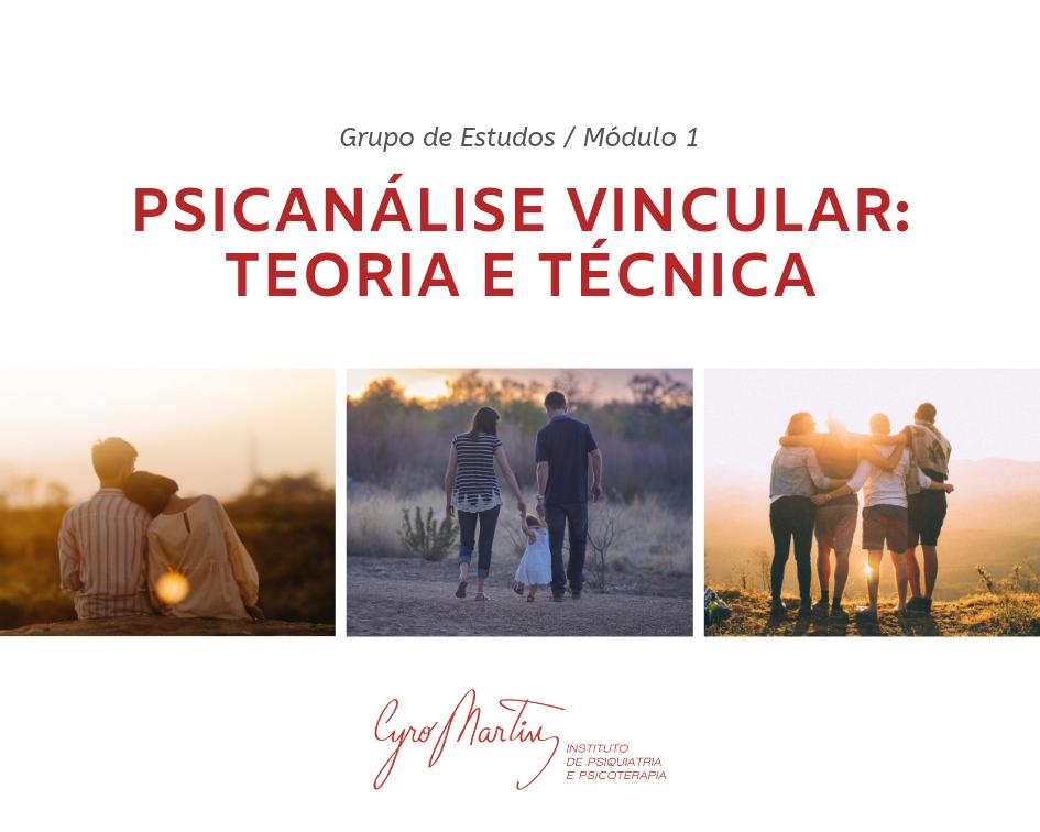 Grupo Estudos Psicanálise Vincular