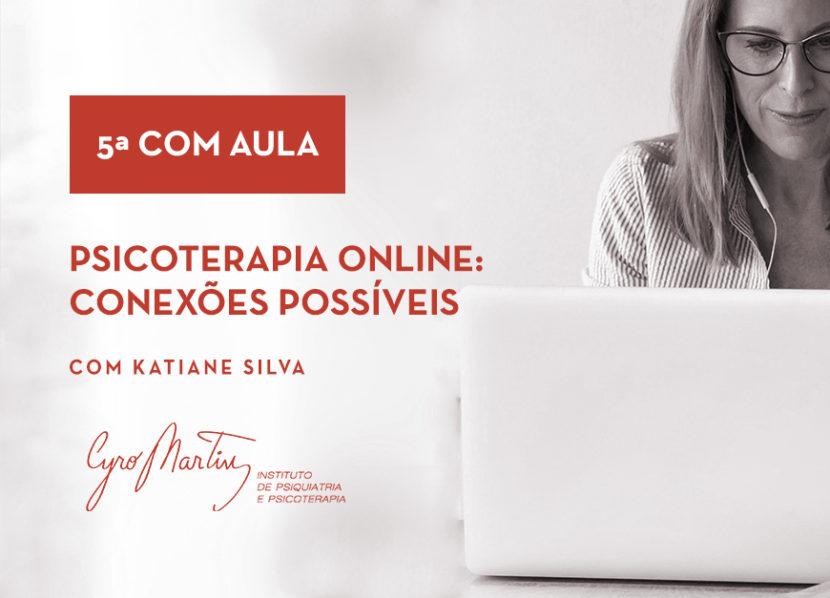 psicoterapia online - 5a com aula