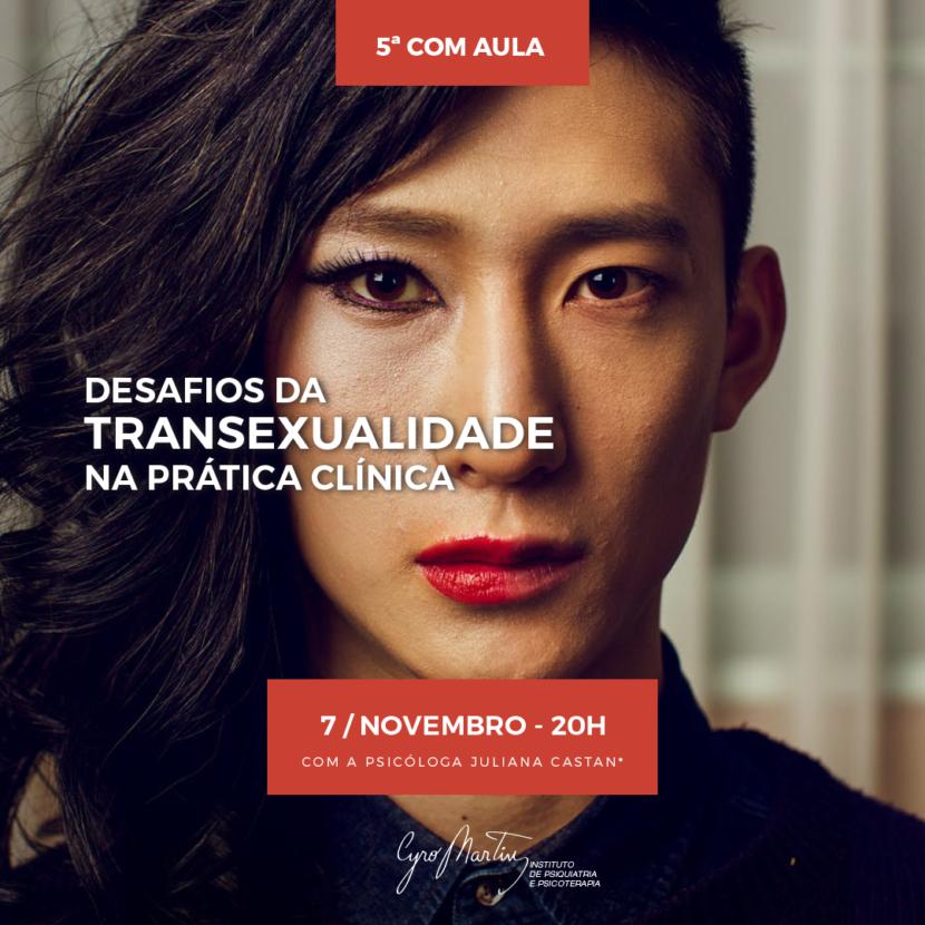 desafios da transexualidade na prática clínica